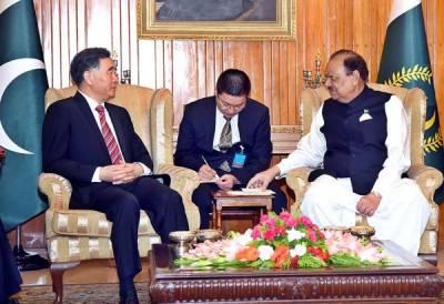 Pakistan is winning war on terrorism: Chinese Vice PM