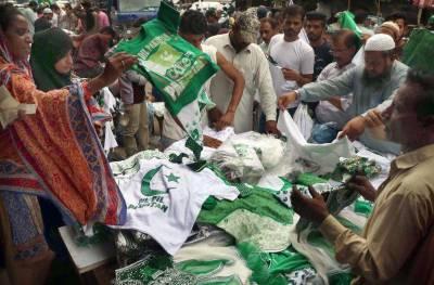 Karachiites spent Rs 15 billion on independence day