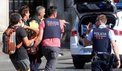 Barcelona attack responsibility claimed