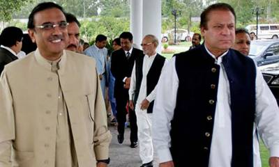 Nawaz refused to meet me in past to please an apolitical force: Asif Zardari