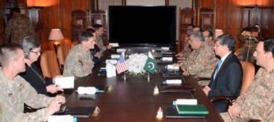 Pakistan wants acknowledgement of nation's sacrifices rather than financial assistance, COAS tells CENTCOM Commander