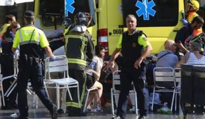 Pakistanis among victims of Barcelona attack, Police kills 5 suspected terrorists