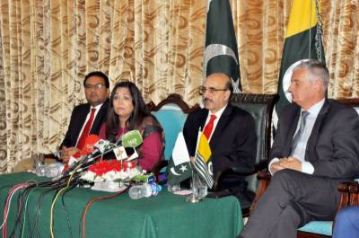 British Parliamentarians ratify Pakistan's stance on Occupied Kashmir