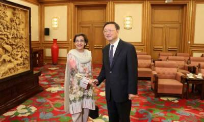 China reiterates stand on strategic partnership with Pakistan
