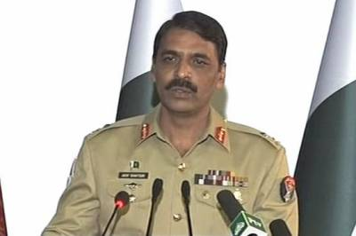 DG ISPR responds to the Dawn Leaks querry