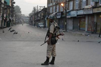 Indian Army more troops arrive in occupied Kashmir, APHC condemns move