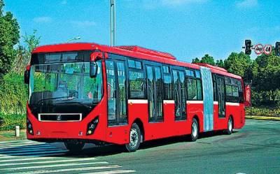 New Islamabad Airport Metro Bus project completion announced