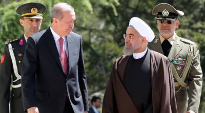Turkey surprised at Iranian Army proposal