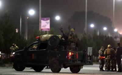 Rocket fired at Kabul diplomatic area