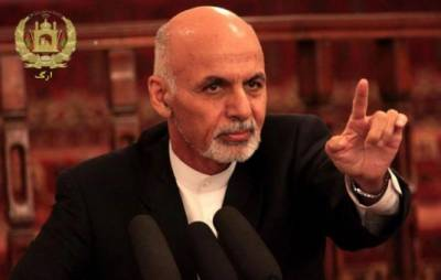 Afghan President lashes out at Pakistan after new US Policy