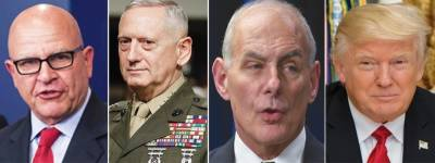 How the Generals surrounding Trump are calling the shots in America