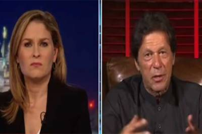 Imran Khan hits hard at US in an exclusive interview with CNN