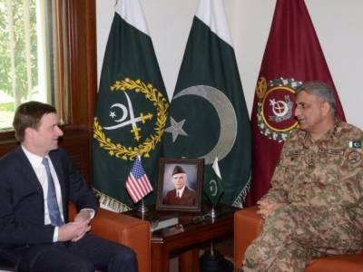 Pakistan warns US against increasing Indian role in Afghanistan