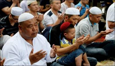 The Chinese Muslims are happiest in the world