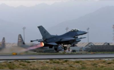 US Air Force to step up strikes in Afghanistan