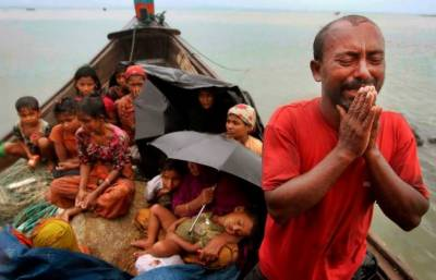 96 Rohingya Muslims killed in ongoing violence in Myanmar