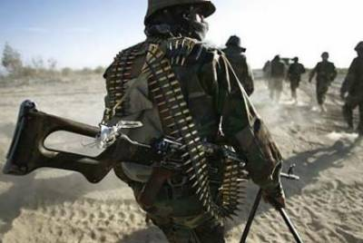 Afghan Army soldiers defect to Afghan Taliban along with weapons