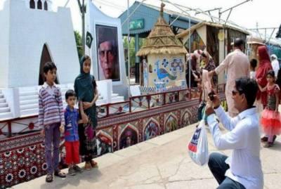Azadi Train gets rousing welcome in Karachi