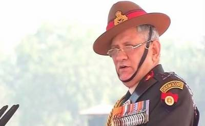 CPEC challenges India's sovereignty: Indian Army Chief