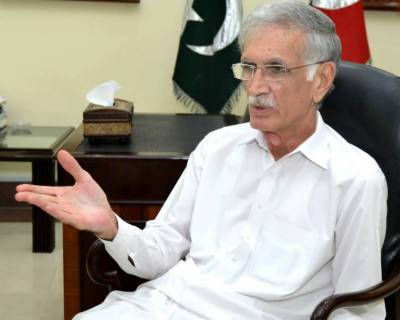 KP Health Card Scheme being extended to 24 lac poor families: CM