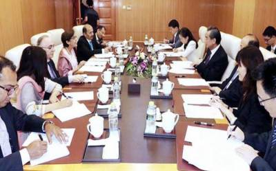 Pakistan-China vow to enhance strategic partnership