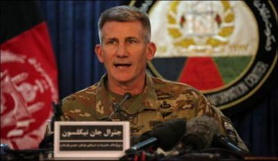 US General allege Afghan Taliban leaders in Quetta and Peshawar
