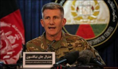 US General invites Afghan Taliban for peace talks, while asking Pakistan to fight them