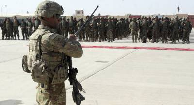 20,000 US soldiers hit in Afghan War by Afghan Taliban