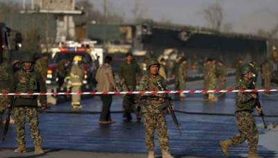 Afghan Taliban suicide bombing kill Afghan Army 13 soldiers