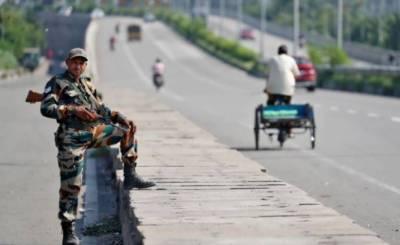 Indian States shutdown ahead of Guru verdict, Shoot at sight orders issued