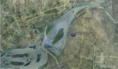 Kalabagh Dam critical to save Pakistan from water scarcity
