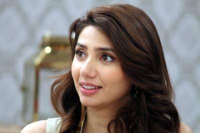 Mahira Khan reacts over remarks of Meera