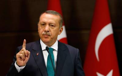 Tayyip Erdogan vows to stand with Pakistan after Trump's threats