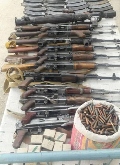 Two top BLA commanders along with 12 militants surrender in Balochistan