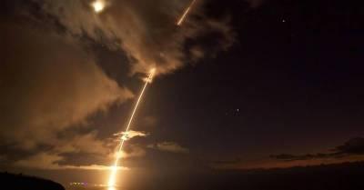 US tests off missile defence system