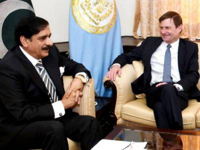 US want Pakistan's leading role in Afghanistan peace process: Ambassador Hale