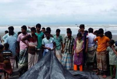 23 Rohingya Muslims die after boats overturned in Naf River