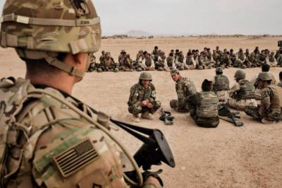 Four thousand new US soldiers land in Kabul