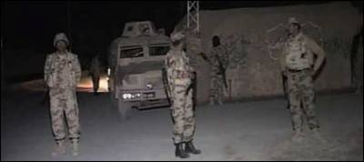 Security Forces destroy 3 terrorist camps in Balochistan