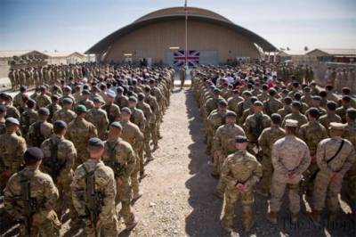 UK will send more troops to Iraq