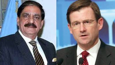 US Ambassador takes a U-turn over Trump's Pakistan policy in meeting with Pak NSA