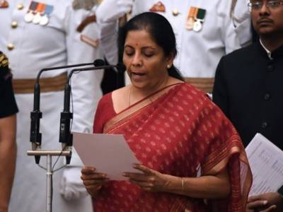 India gets the first woman defence minister amid tensions with Pakistan-China