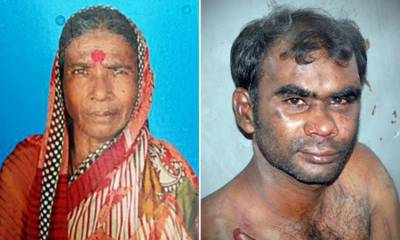 Indian man kills mother, eats her heart with Chutney