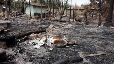 Myanmar government beheads, burn alive Rohingya Muslims