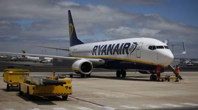 Nine men thrown off Ryanair flight for shouting Allahu Akbar