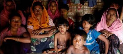 Petrol Bomb thrown at Myanmar Embassy as anger grows over Rohingya Muslims plight