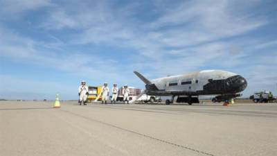 US Air Force to launch secretive X-37B into orbital space