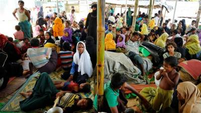 Who are the Rohingya Muslims