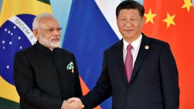 China sets condition for development of relations with India