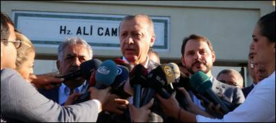 Erdogan sends Turkish Foreign Minister to Bangladesh to help Rohingya Muslims